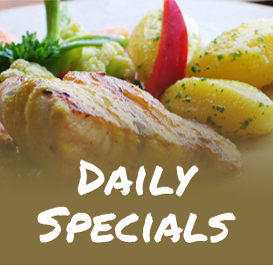 Daily Specials - The Quiet Moment Tea Rooms & Sandwich Bar